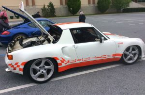 creamsicle 914 v8 swap at Hershey