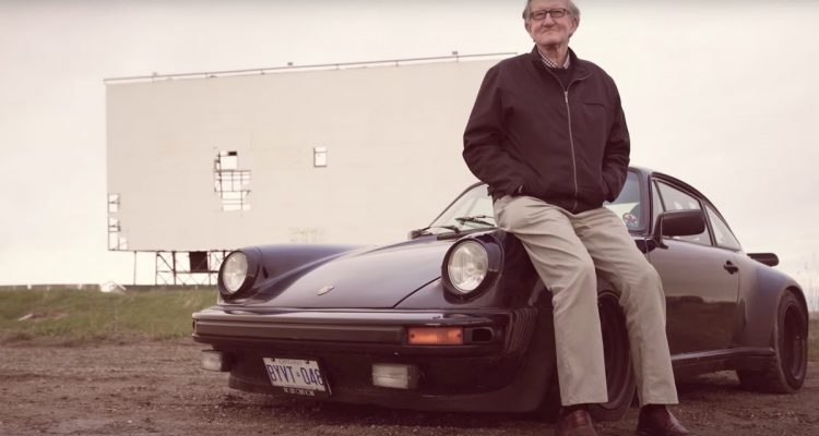 725,000 mile porsche 930