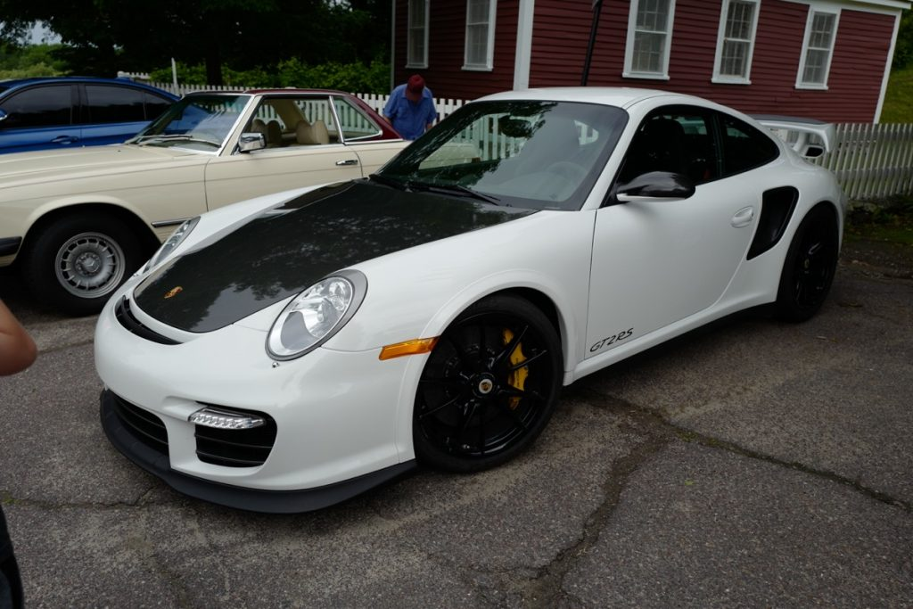 Larz Anderson German Car Day 2017 - 997 GT2 RS