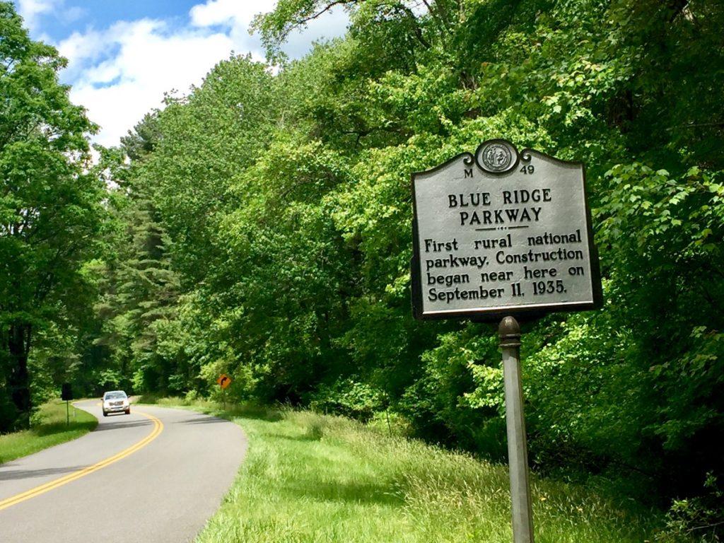 Blue Ridge Boxster Summity 2017 Gary Cooper - blue ridge parkway