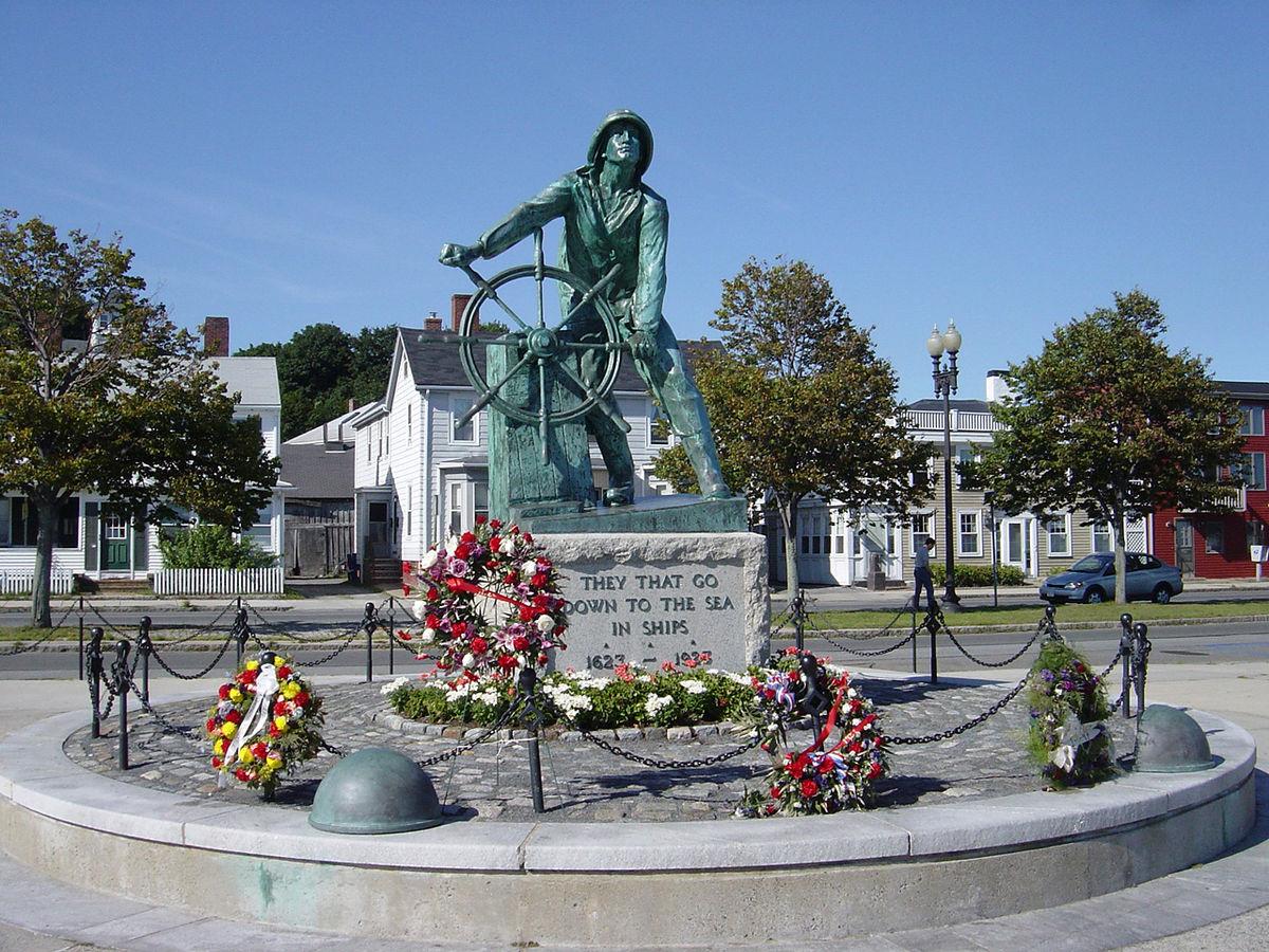 Fisherman Memorial Gloucester