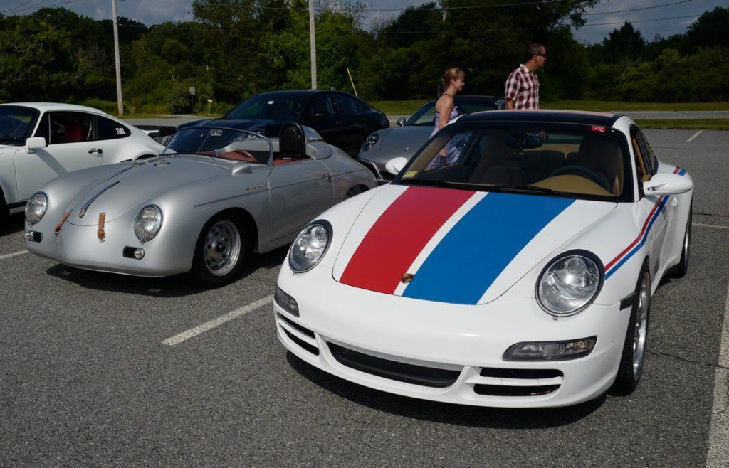 august-sobo-pca-ner-newport-car-museum porsche 356 speedster 997 targa 4