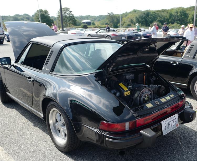 august-sobo-pca-ner-newport-car-museum 911 targa