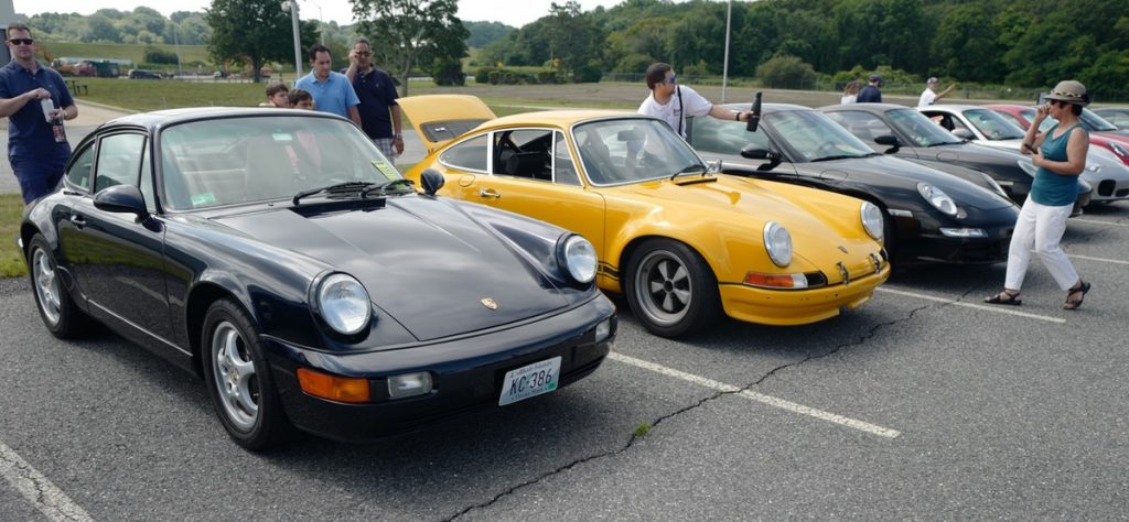 august-sobo-pca-ner-newport-car-museum porsche 964 porsche 911 outlaw