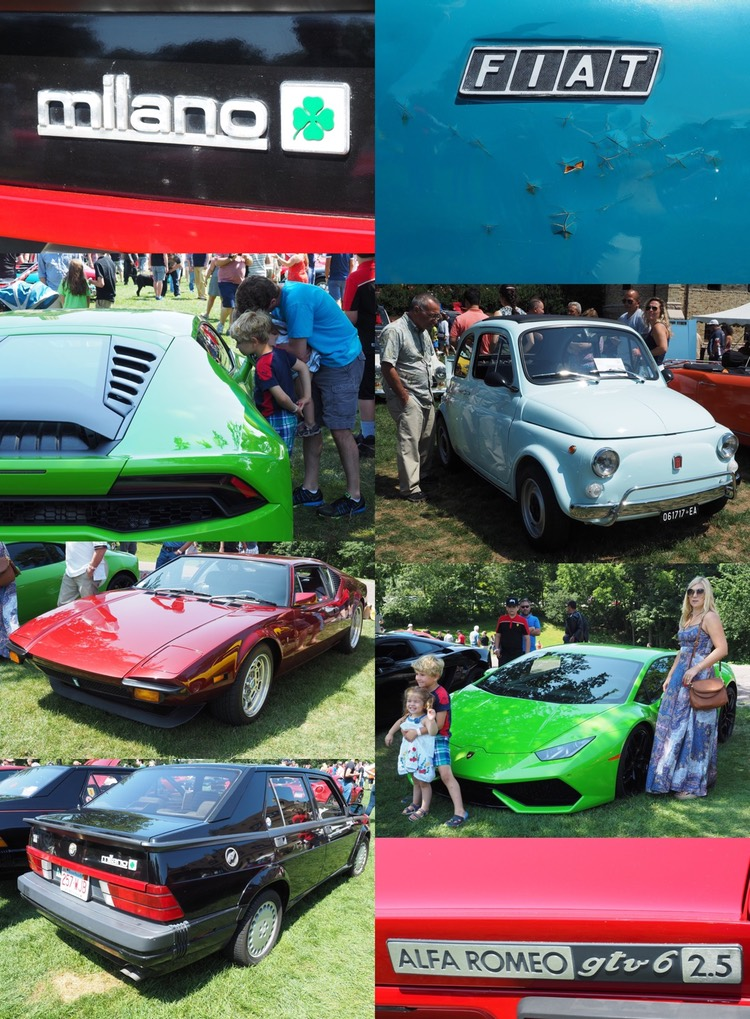 Tutto Italiano Car Show