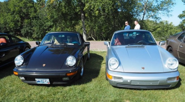 Porsche Day 2017 Larz Anderson Museum - ri crew