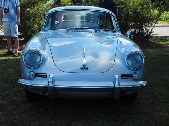 Porsche Day 2017 Larz Anderson Museum - classic