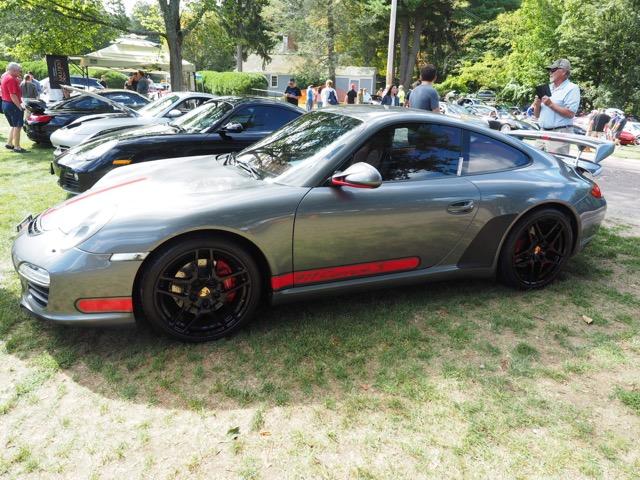 Porsche Day 2017 Larz Anderson Museum - david v