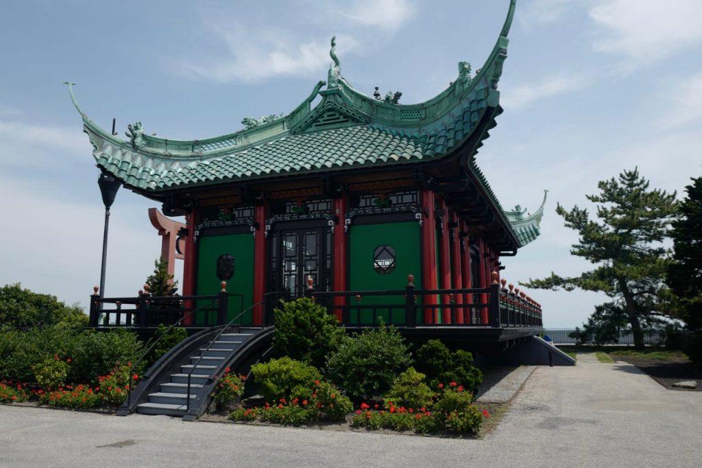 marble house tea house