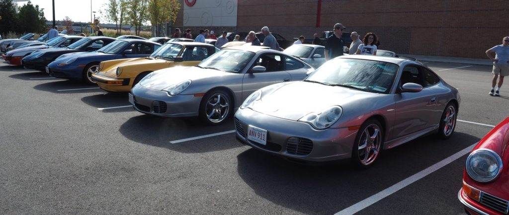 university station cars and coffee homes for our troops porsche club northeast