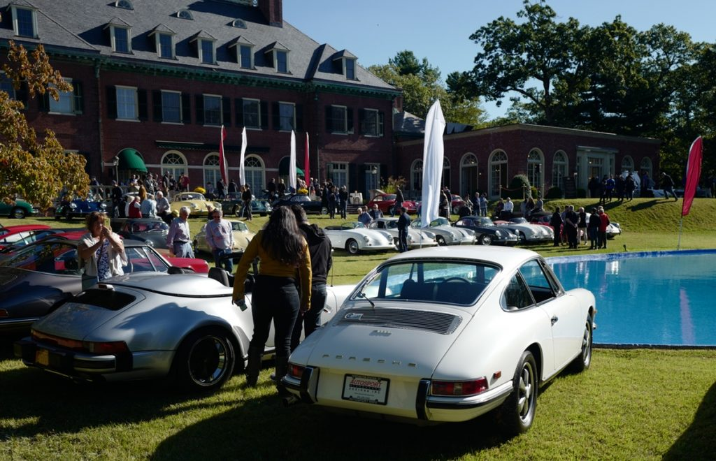 Driven to America 2017 Max Hoffman Center Long Island Air Cooled Porsche 356 911