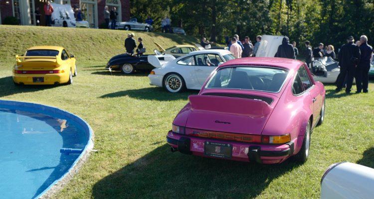 Driven to America 2017 Max Hoffman Center Long Island Air Cooled Porsche 356