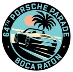 Porsche Parade Boca Raton 2019