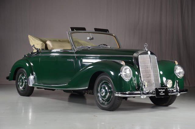 1952 Mercedes-Benz 220 Cabriolet A