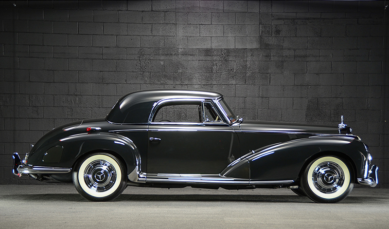 1955 Mercedes-Benz 300Sb