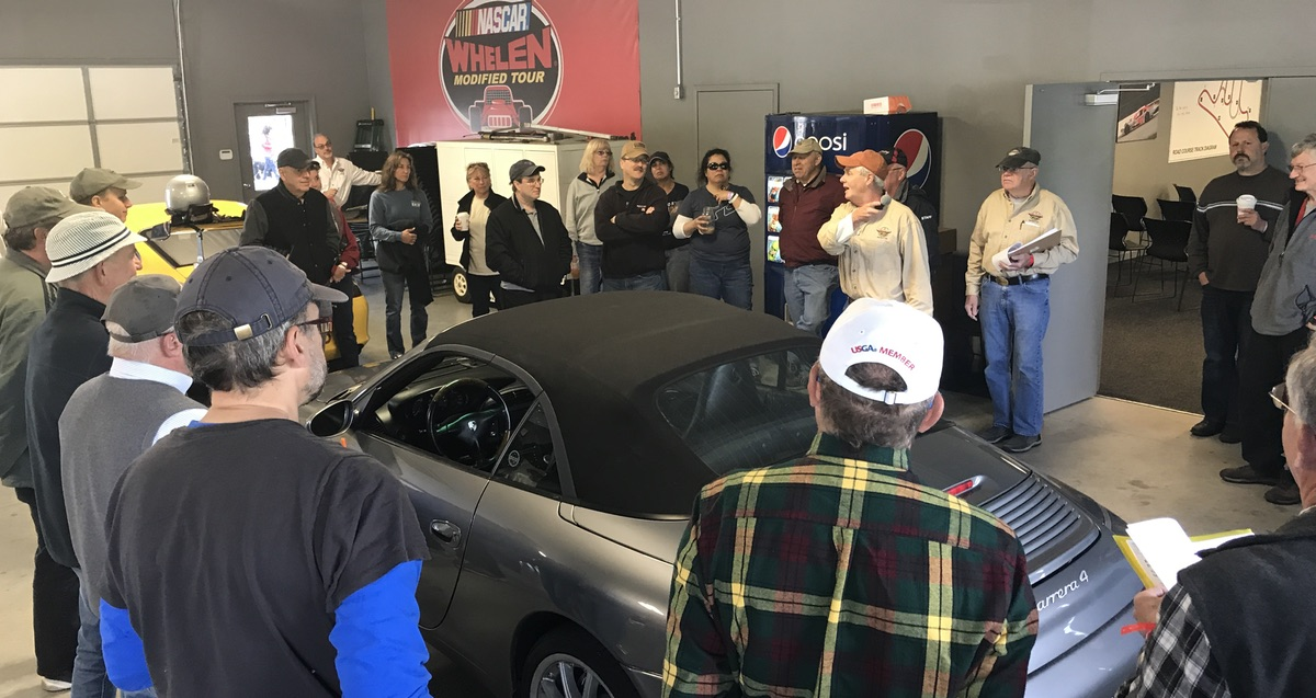 driver meeting at TMSP