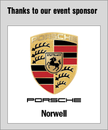 Summer Party Sponsor Porsche of Norwell