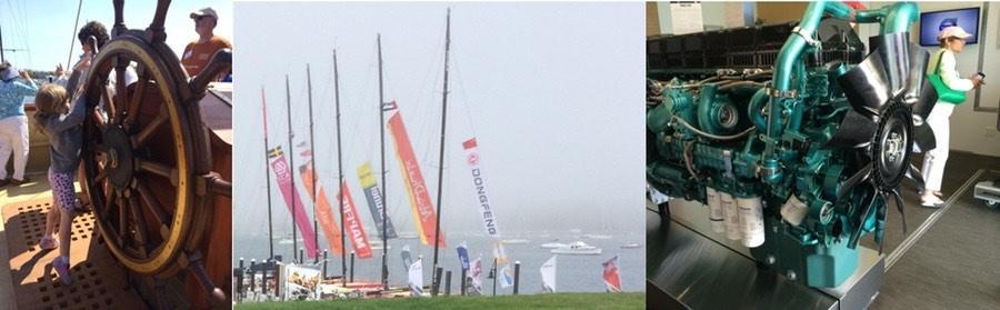 Volvo Ocean Race Newport Stopover 2018
