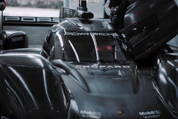 Porsche racing 919 tribute no rules record breaking WEC