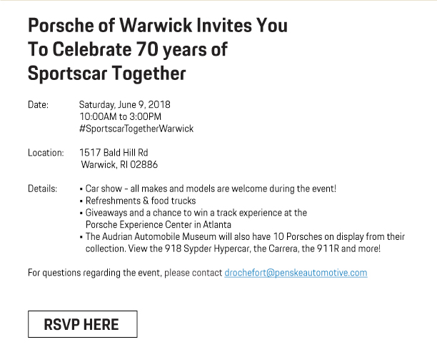 porsche-of-warwick-sportscar-together-invitation