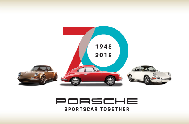 Porsche Sportscar Together 70th Anniversary