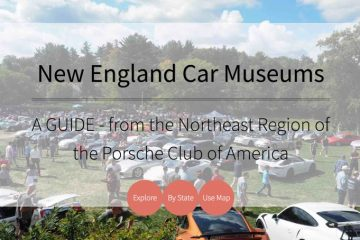 Porsche New England's Guide to New England Car Museums