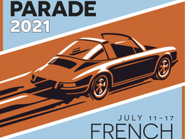 Porsche Parade French Lick 2021