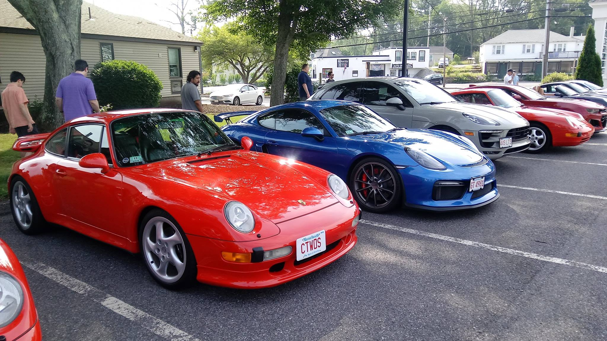Cars and Coffee – Lala Java Northborough, MA – NER – Northeast
