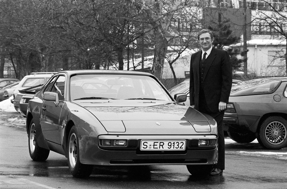 Peter Schutz saved the 911 and the finances of Porsche AG in the 1980's