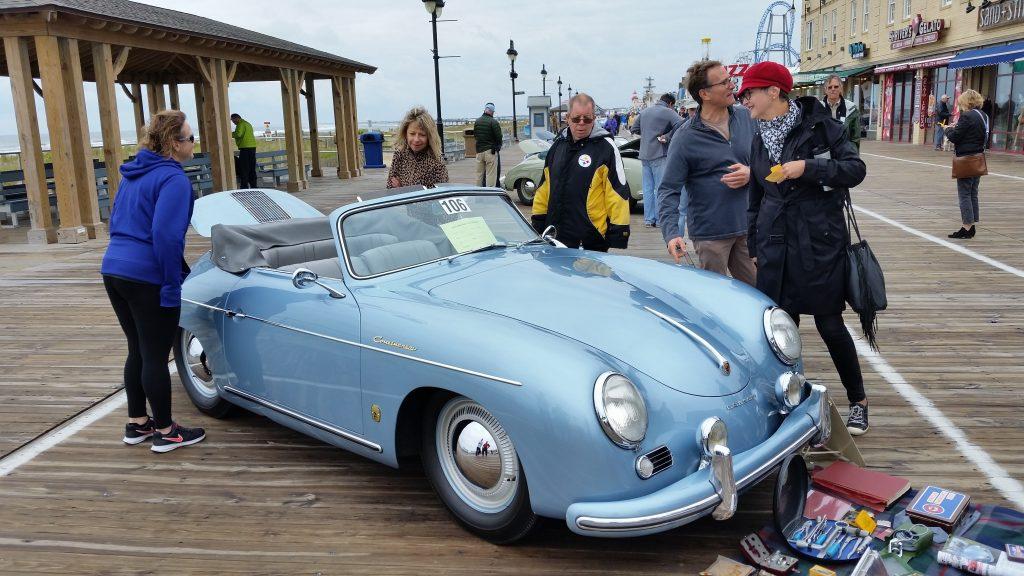 Porsche Boardwalk Reunion