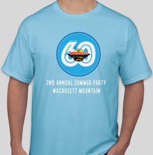 2019 NER Summer Party t-shirt