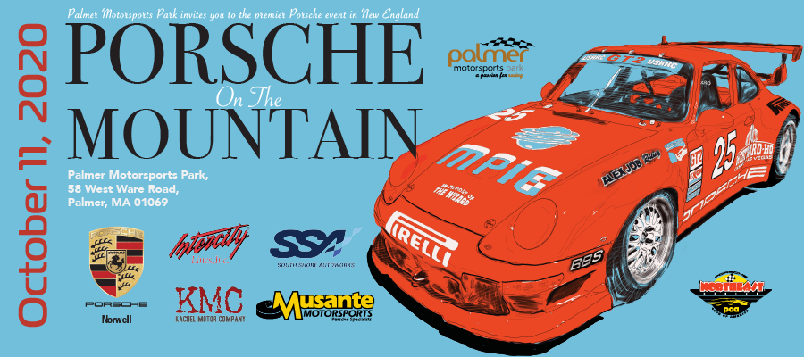 Porsche On The Mountain 2020 Porsche Show Palmer Motorsports Park October 11 2020