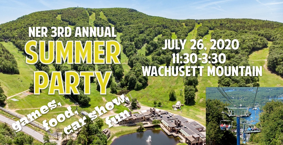 3rd annual ner summer party wachusett mountain july 26 2020