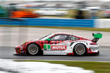 Porsche 911 GT3 R (9), PFAFF Motorsports: Zacharie Robichon (CAN), Lars Kern (D), Dennis Olsen (NOR), Patrick Pilet (F)
