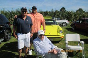 The Exleys 74 911 Targa