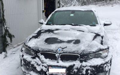 Chris Bassett E92 BMW