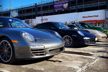 New England Porsches