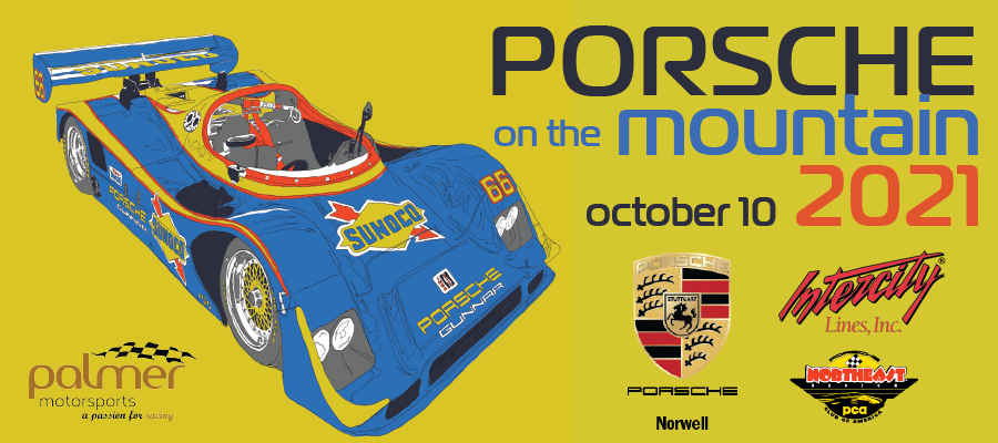 porsche on the mountain event at palmer motorsports park october 10, 2021