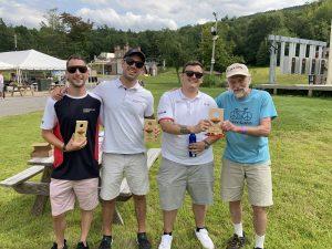 NER Summer Party Cornhole Winners