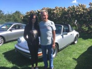 Bill and Kathy Beauregard's 1980 911 Targa