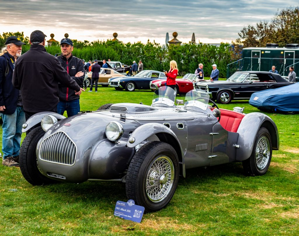 Allard at the Audrain Concours at the Breakers in 2019